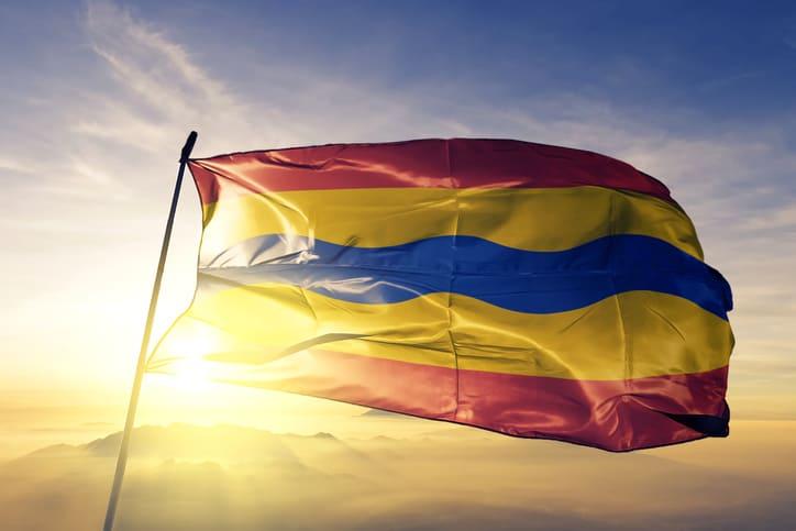 Vlag van Overijssel