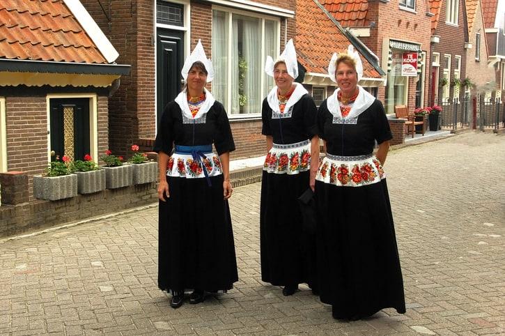 Dagje uit Volendam