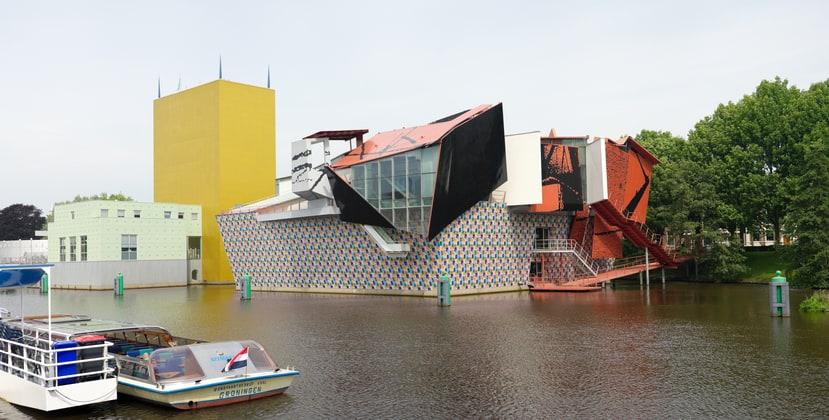Het Groninger Museum voor een dagje uit Groningen