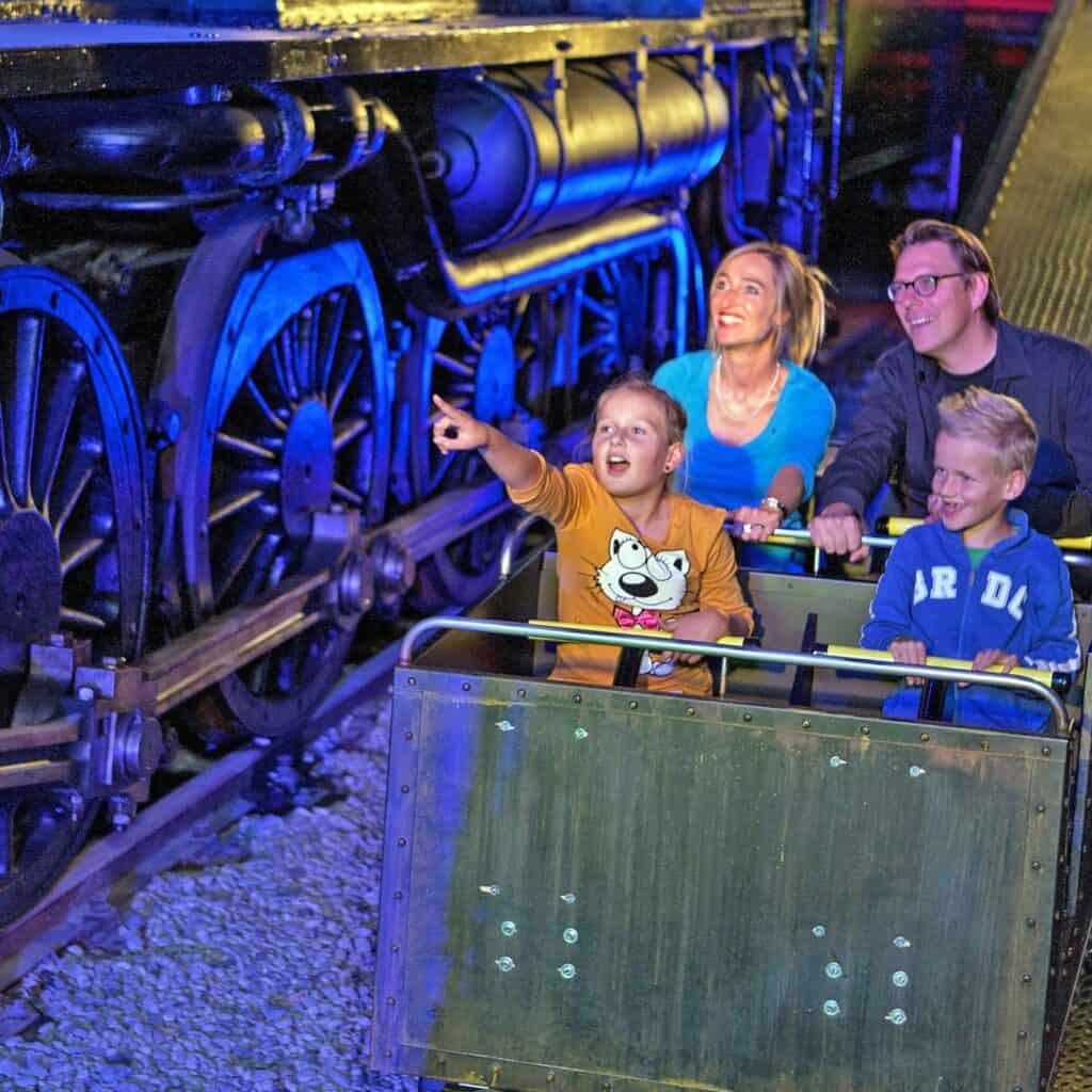 Het Spoorwegmuseum voor een Dagje uit Utrecht stad