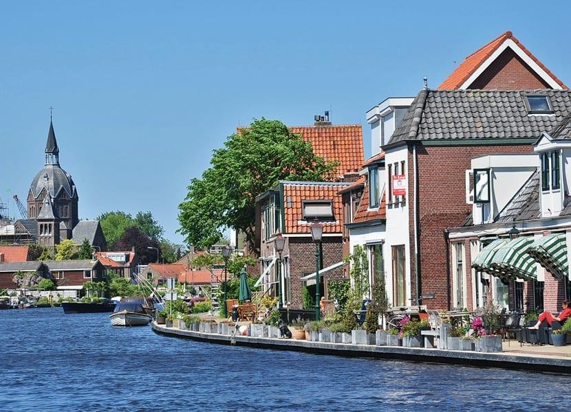 Boottocht vanuit Leiden