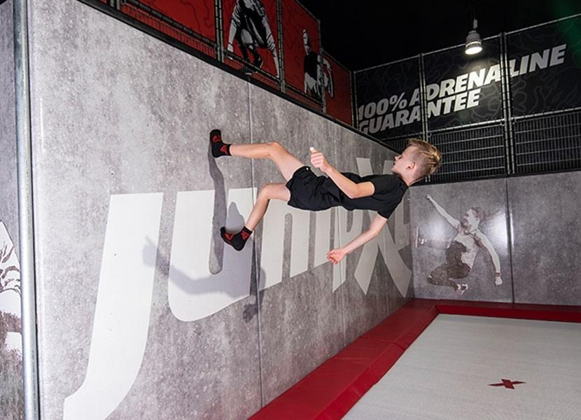 Jump XL aanbieding op 1 van de 9 lokaties in Nederland