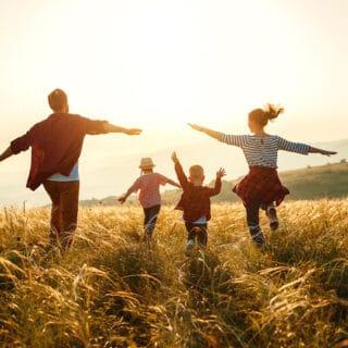 Dagje uit met het gezin