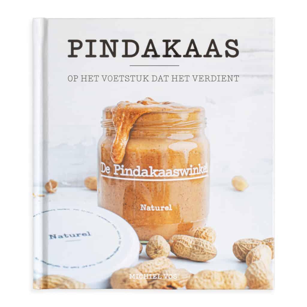 Het Pindakaas boek van de Pindakaas winkel