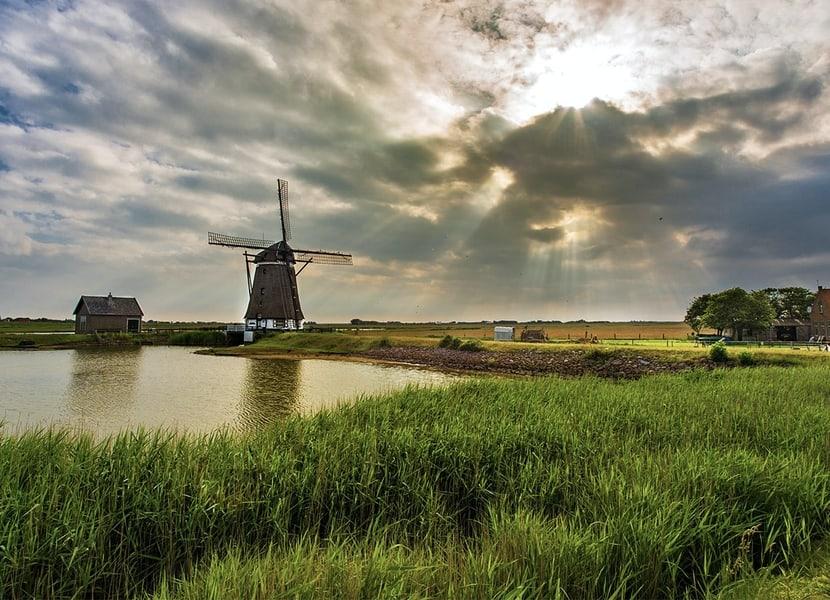 Rondvaart Kagerplassen vanuit Leiden