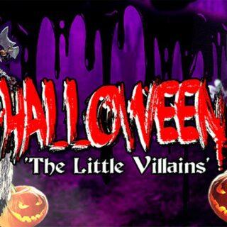 Halloween event The Little Villains in Mondo Verde in Landgraaf