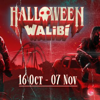 Halloween Walibi België